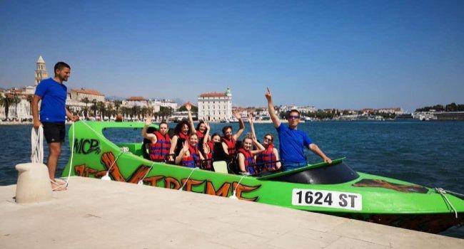 jet ski safari tour in split croatia
